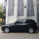 BMW X3 Tablero 9