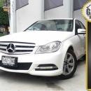 Mercedes Benz Clase C 180 CGI Aut 2014