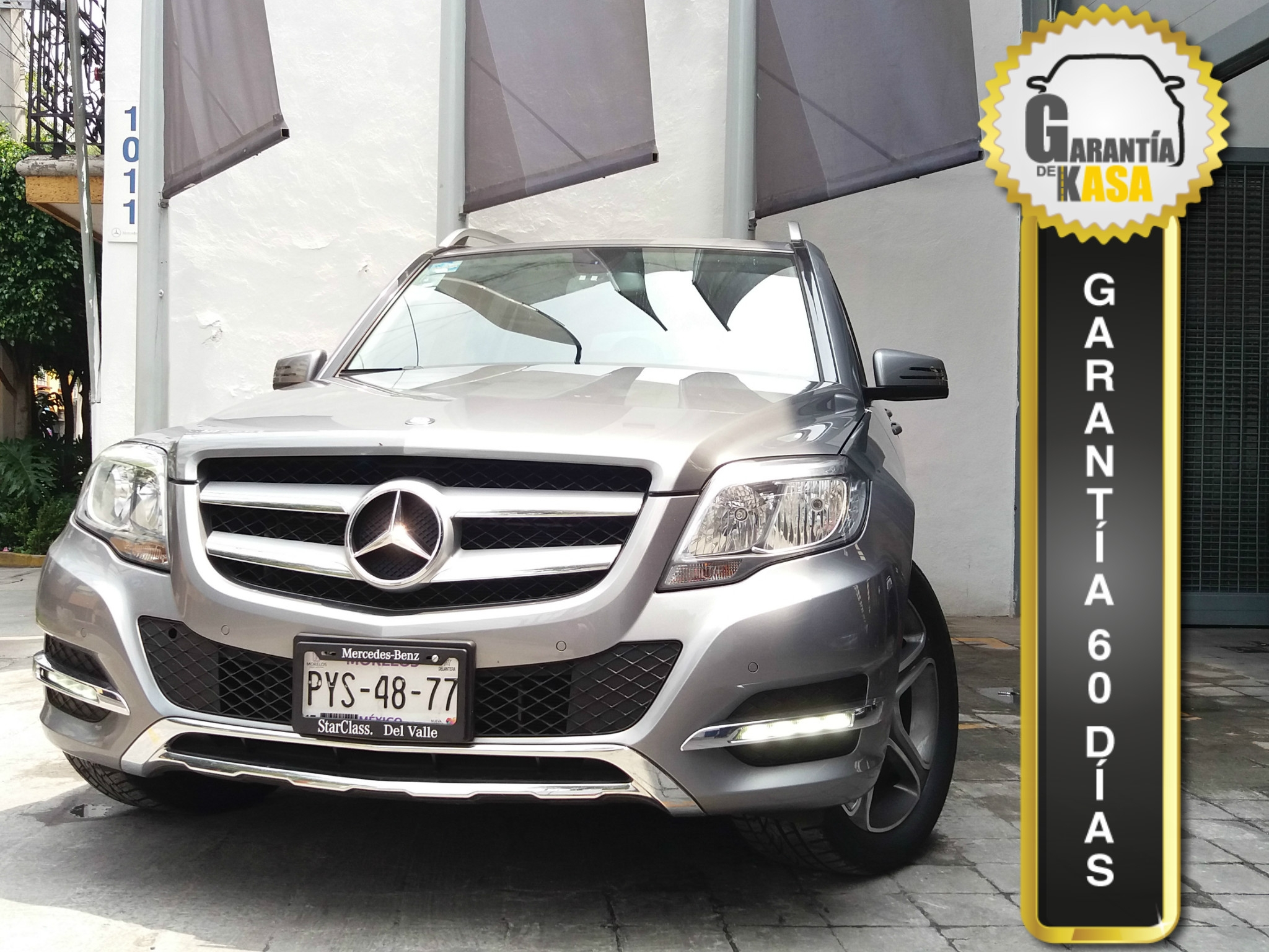 Mercedes Benz Clase GLK 300 Off Road 2015