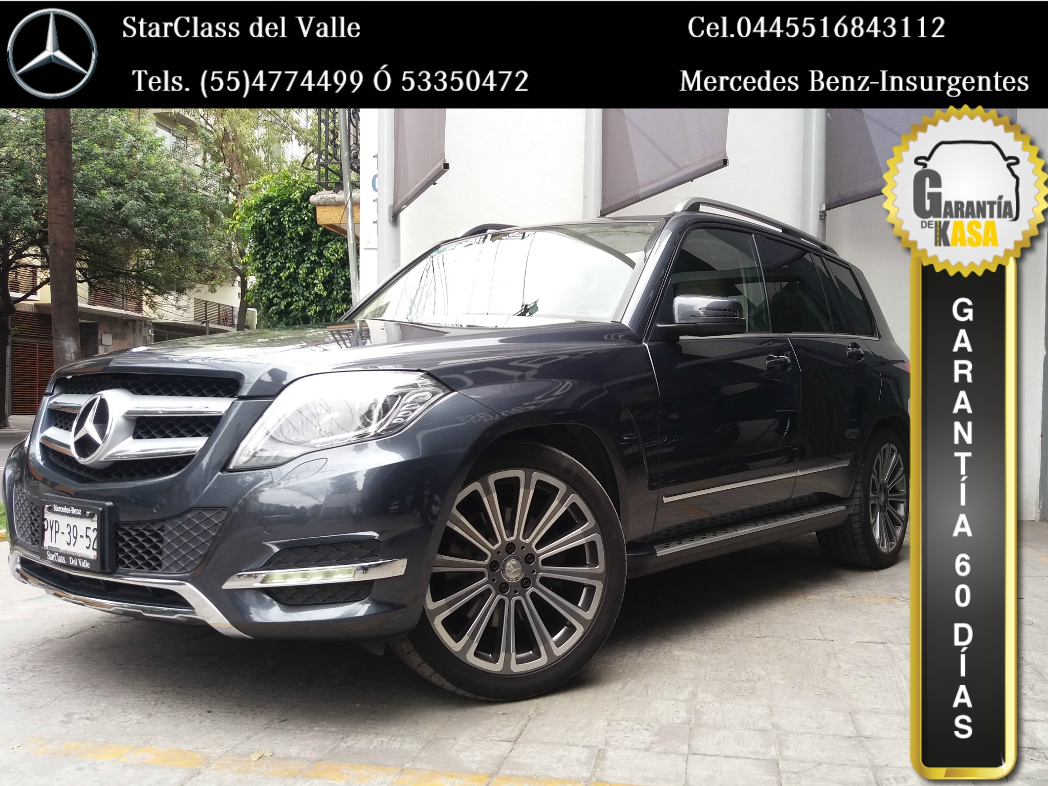 Mercedes Benz Clase GLK 300 Off Road Sport 2015 598c8b89224fc