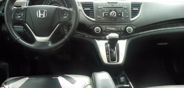 Honda CR-V Asientos 5