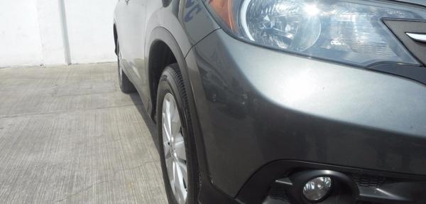 Honda CR-V Lateral derecho 1