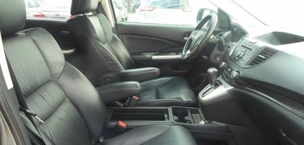 Honda CR-V Frente 2