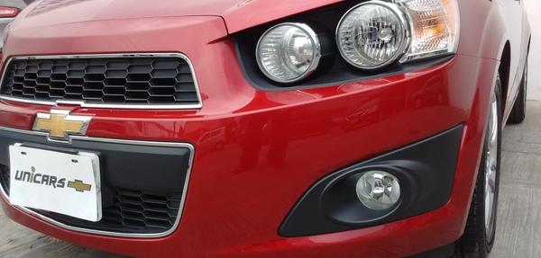 Chevrolet Sonic Llantas 8