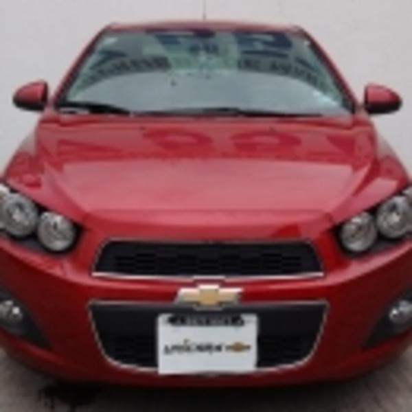 Chevrolet Sonic LTZ Aut 2015