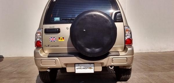 Chevrolet Tracker Interior 18