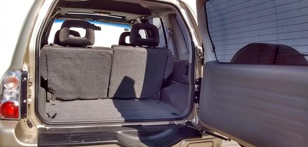 Chevrolet Tracker Interior 15