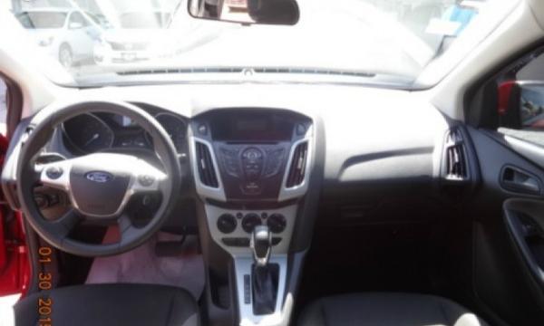 Ford Focus Interior 5