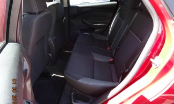 Ford Focus Interior 4