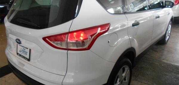 Ford Escape Lateral derecho 8