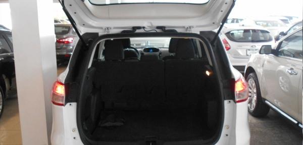 Ford Escape Asientos 3