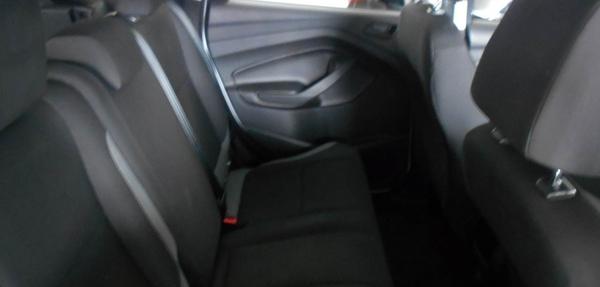 Ford Escape Interior 2
