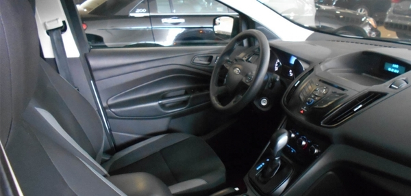 Ford Escape Interior 1