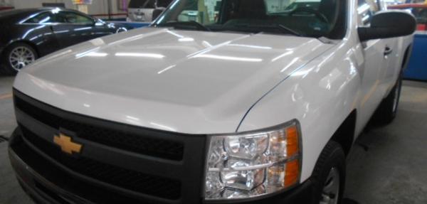 Chevrolet Silverado 1500 Frente 12