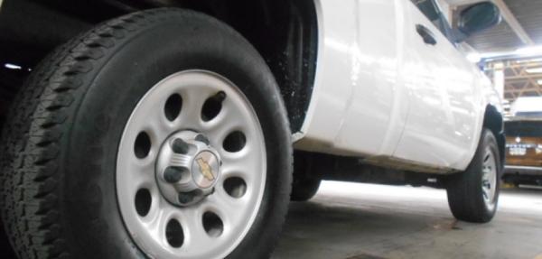 Chevrolet Silverado 1500 Llantas 7