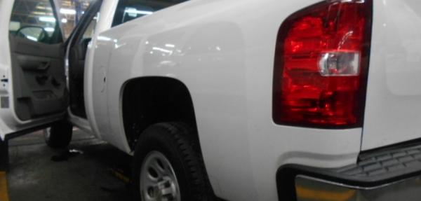 Chevrolet Silverado 1500 Atrás 1
