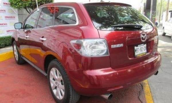 Mazda CX-7 Frente 2