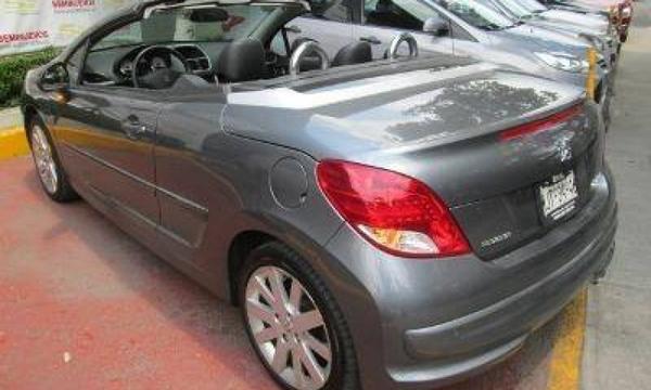 Peugeot 207 Asientos 6