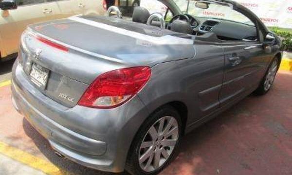 Peugeot 207 Asientos 5