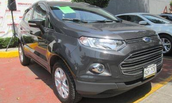 Ford Eco Sport Interior 6