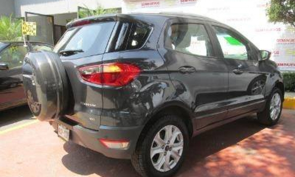 Ford Eco Sport Tablero 5