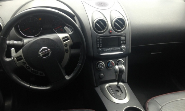 Nissan Rogue Lateral derecho 4