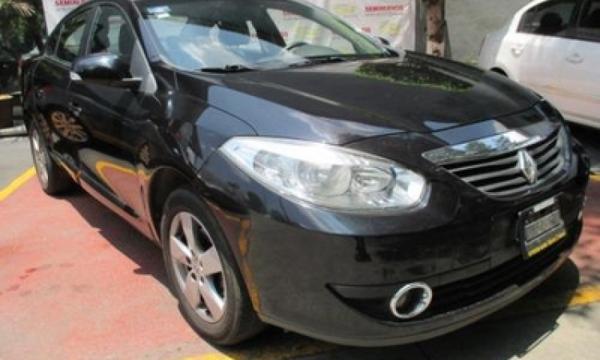 Renault Fluence Tablero 11