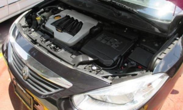Renault Fluence Arriba 1
