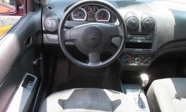 Chevrolet Aveo Llantas 7