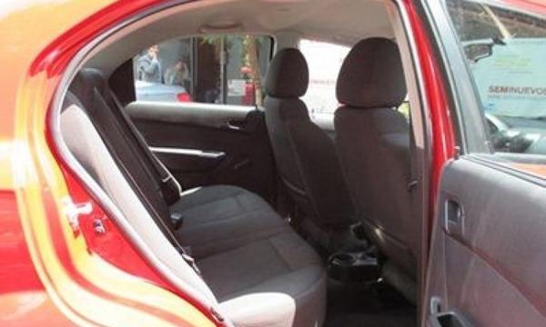 Chevrolet Aveo Tablero 4