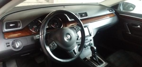 Volkswagen CC Lateral izquierdo 6