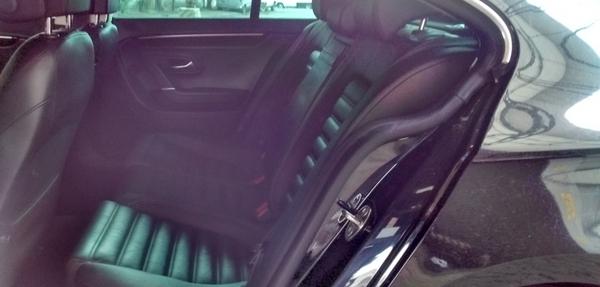 Volkswagen CC Interior 5