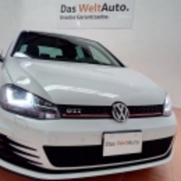 Volkswagen GTI 2.0T DSG Piel 2016