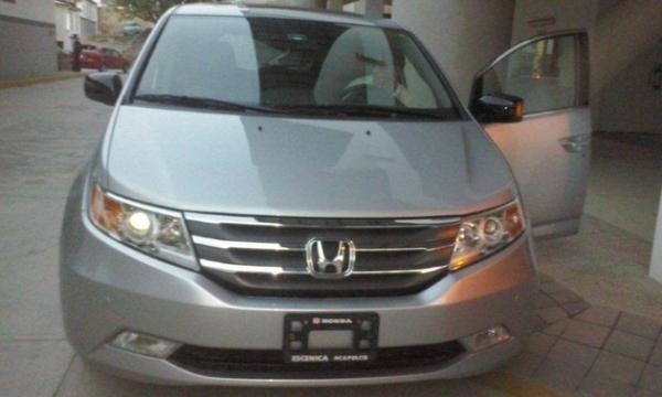 Honda Odyssey Tablero 1