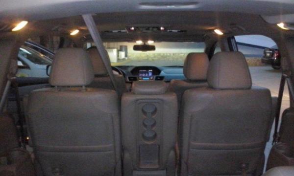 Honda Odyssey Llantas 1