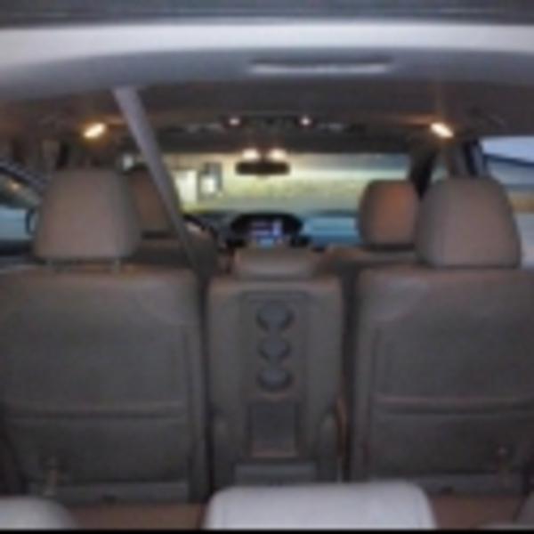 Honda Odyssey Frente 5