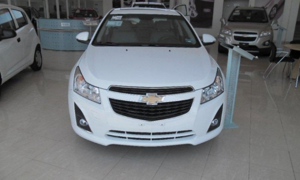 Chevrolet Cruze Tablero 1