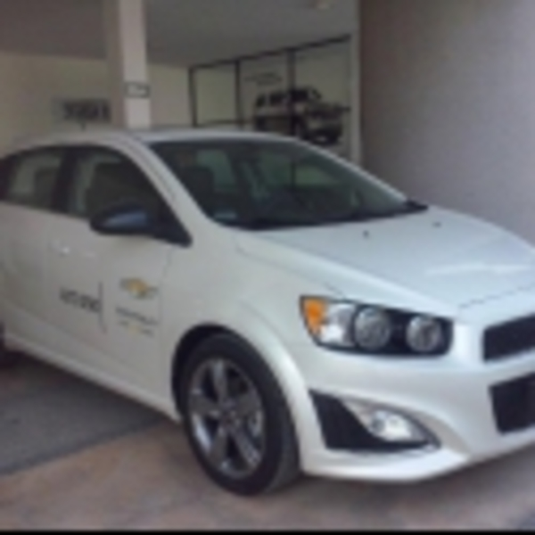 Chevrolet Sonic RS H 2015