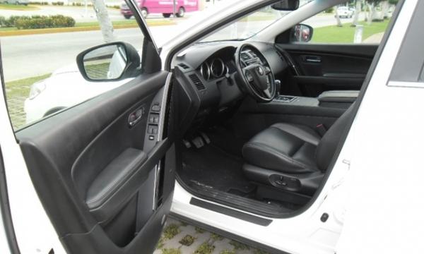 Mazda CX-9 Frente 5