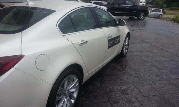 Buick Regal Tablero 4