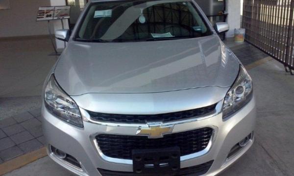 Chevrolet Aveo Asientos 5