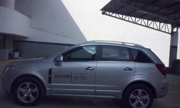 Chevrolet Captiva Sport Asientos 3