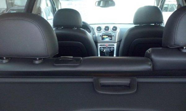 Chevrolet Captiva Sport Llantas 1