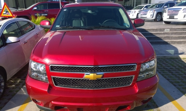 Chevrolet Suburban D 2012