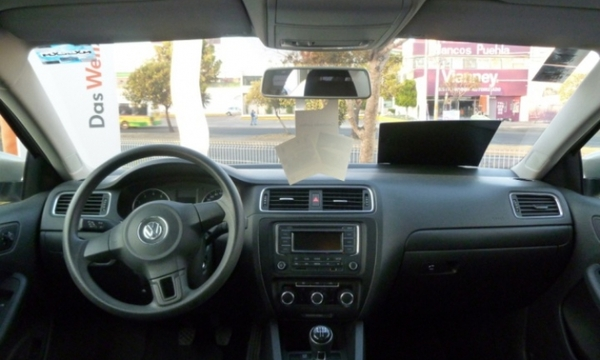 Volkswagen Jetta Frente 5