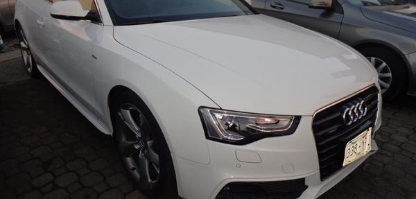 Audi A5 Frente 20