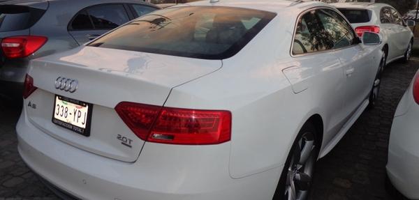 Audi A5 Arriba 18