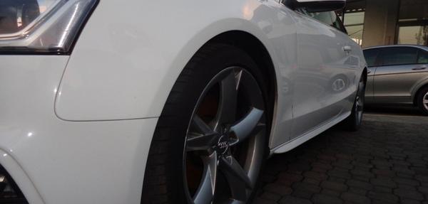 Audi A5 Frente 15