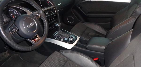Audi A5 Arriba 13