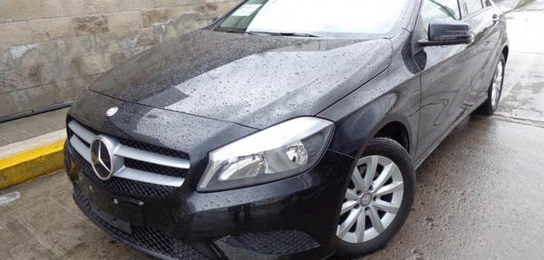 Mercedes Benz Clase A Atrás 5